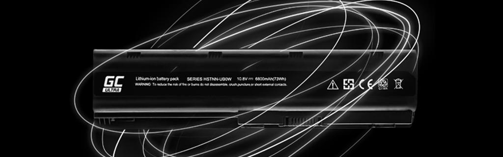 Batteries pour ordinateurs portables de classe mondiale – une nouvelle gamme de batteries à cellules vertes