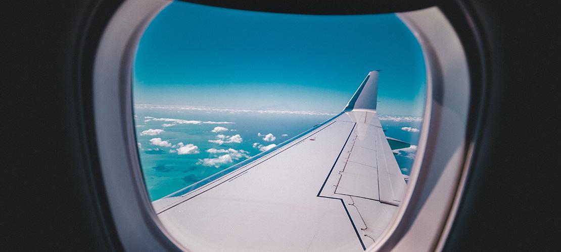 Quelle banque d'énergie amener dans l'avion ?